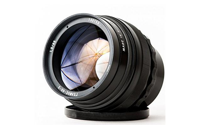 Những lí do để sử dụng ống kính MF