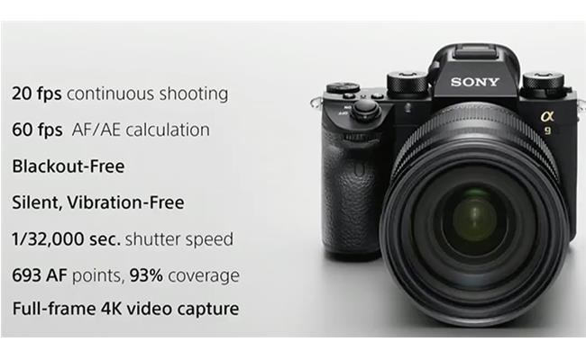 Danh sách các máy ảnh chuyên nghiệp cao cấp đáng mua của năm 2017