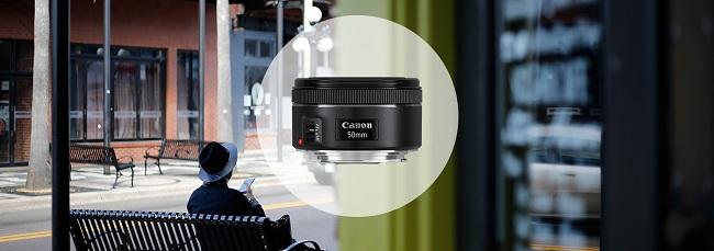 Canon EF 50mm F/1.8 lựa chọn đầu tiên mà bạn nên nghĩ tới