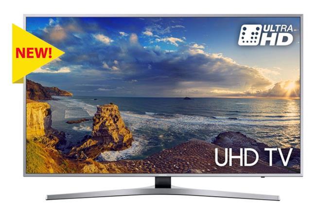 5 chiếc tivi 50 inch 4K đáng mua nhất cuối năm 2017