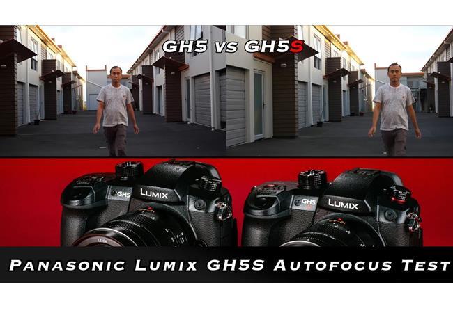 Panasonic GH5S vs Panasonic GH5: Có gì mới mẻ?