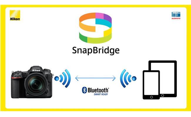 Hướng dẫn cách kết nối nhanh chóng máy ảnh Nikon với