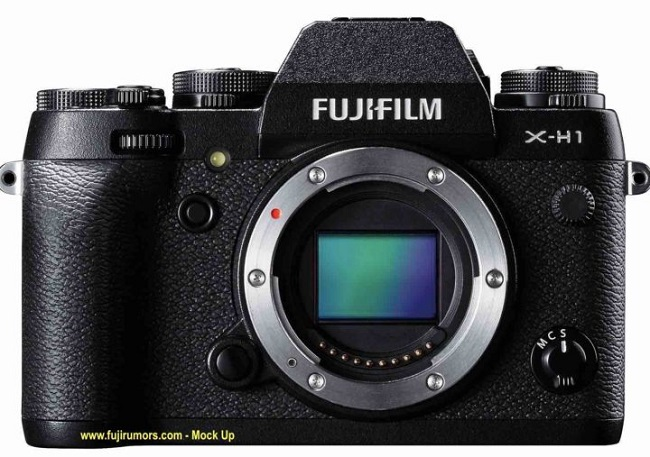 Lộ diện 3 máy ảnh Fujifilm: X-A5, X-A20 và X-H1 dịp đầu năm 2018