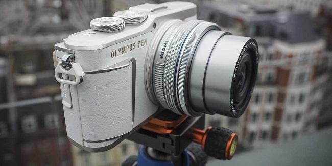 Máy ảnh OLYMPUS E-PL9–mới công bố hấp dẫn khó cưỡng với các vlogger 2018