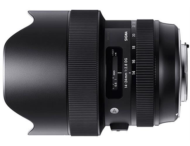 Sigma giới thiệu ống kính 14-24mm f / 2.8 ART với khả năng kiểm soát độ méo hoàn hảo