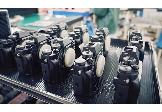Máy ảnh và ống kính fujifilm được tạo ra như thế nào?