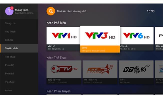 Giới thiệu những ứng dụng xem bóng đá tốt nhất cho Smart tivi