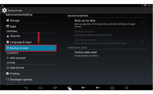 Hướng dẫn tăng tốc độ cho Android TV BOX