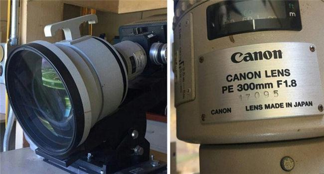 Bạn có biết sự tồn tại của ống kính Canon 300mm F1.8