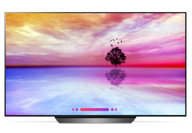 LG bắt đầu bán ra dòng tivi OLED 2018 với giá rẻ hơn 2017