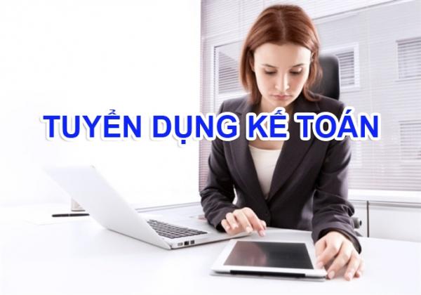 Tuyển dụng nhân sự kế toán tháng 4/2018 tại Binhminhdigital