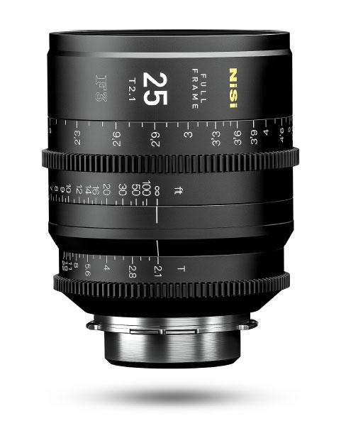NiSi bất ngời giới thiệu 5 ống kính full-frame