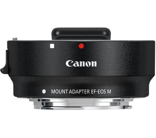 Những phụ kiện lý tưởng dành cho máy ảnh Canon EOS M50