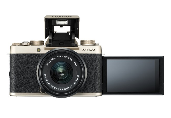 Fujifilm X-T100: lựa chọn thay thế cho chiếc máy ảnh DSLR chuyên nghiệp