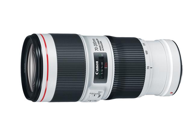 Canon ra mắt ống kính 70-200mm f / 2.8L IS III và 70-200mm f / 4L IS II