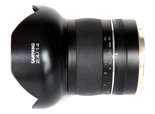 Những ống kính Samyang lý tưởng dành cho máy ảnh Canon