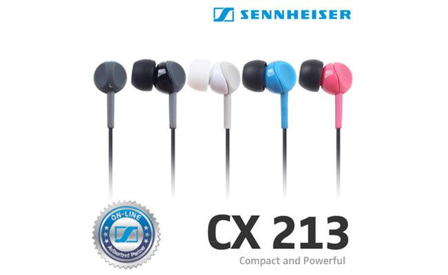Tai Nghe Sennheniser CX213 (Xanh)