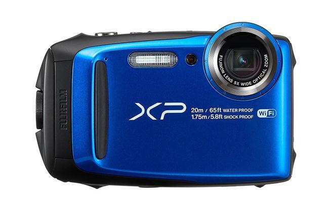 Máy ảnh Fujifilm FinePix XP120 (Xanh Dương)