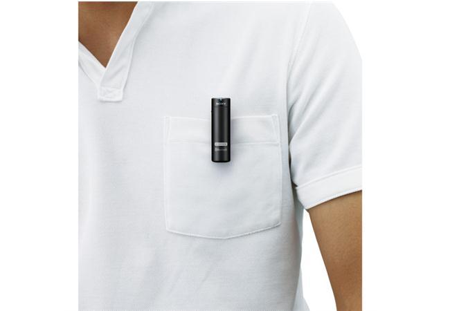 Microphone Sony ECM-AW4  Cho máy Sony Alpha, Cybershot và Handycam