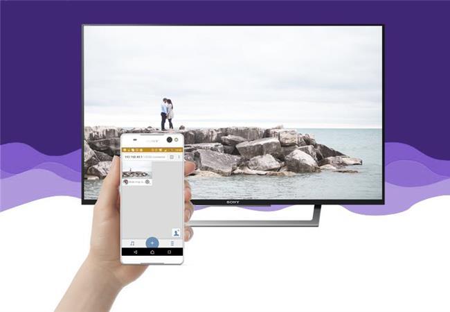 Tivi Sony 49W750E ( Internet Tivi, Full HD, 49 inch)