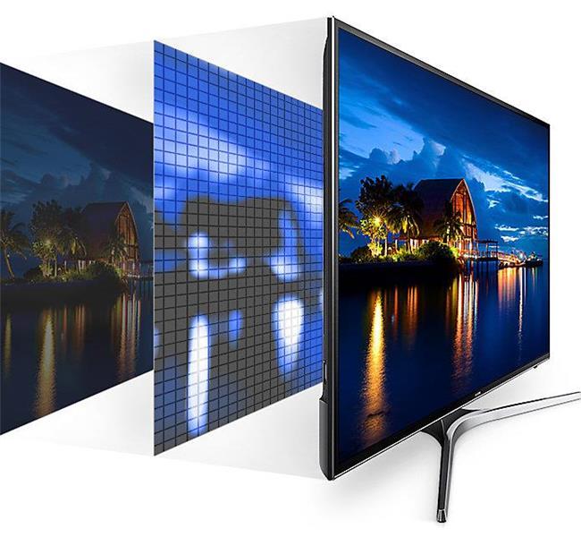 Tivi Samsung 40MU6100 (Internet TV, Màn Cong, 4K Ultra HD, 40 inch)