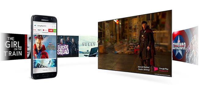 Tivi Samsung 43MU6400 (Internet TV,  4K Ultra HD,43 inch)