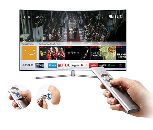 Tivi Samsung 49MU6500 (Internet TV, Màn Cong, 4K Ultra HD, 49 inch)