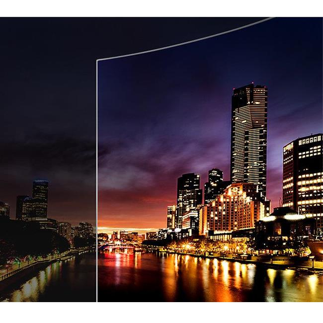 Tivi Samsung 55MU8000 (Internet TV, Màn Cong, Ultra HD 4K, 55 inch)
