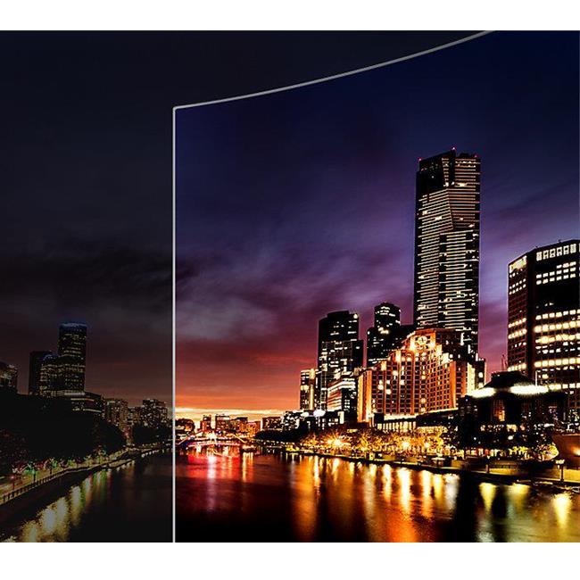 Tivi Samsung 55MU9000 (Internet TV, Màn Cong, 4K Ultra HD , 55 Inch)