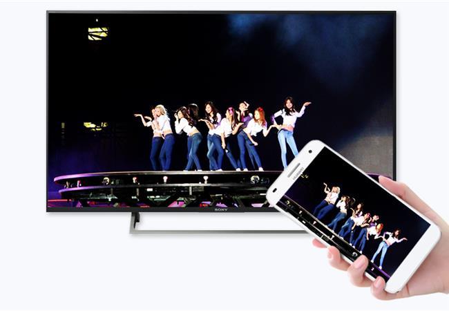 Tivi Sony KD-49X9000E (Internet TV, 4K HDR, 49 Inch)