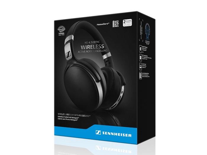 Tai Nghe Bluetooth Over Ear Sennheiser HD 4.50BTNC