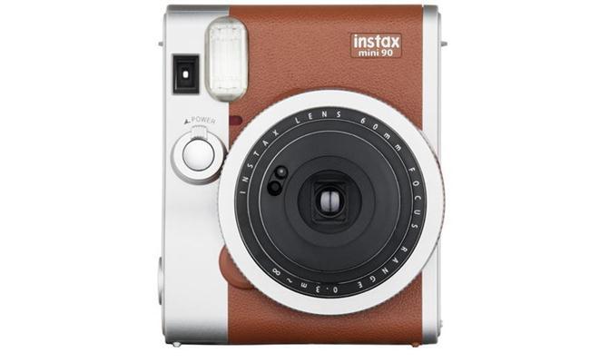 Máy ảnh Fujifilm Instax Mini 90 Neo Classic (Nâu)
