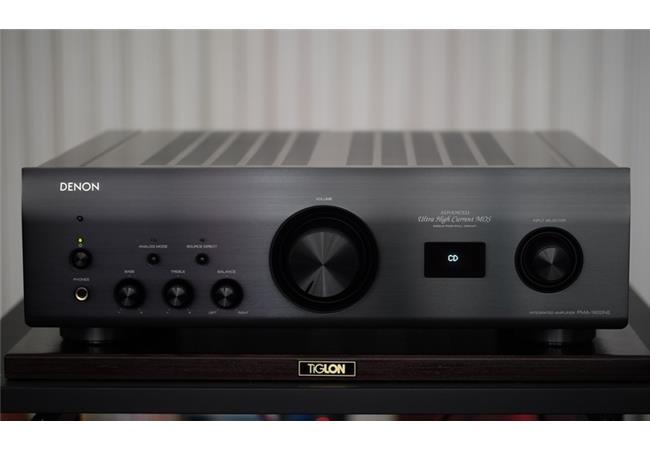 Ampli Denon PMA-1600NE BKSP