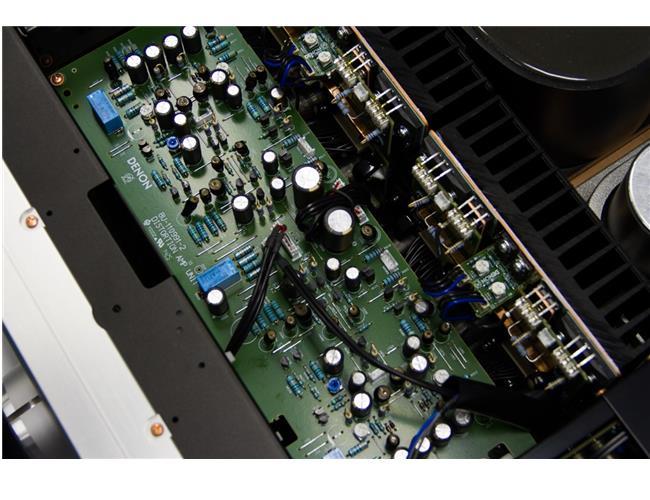 Ampli Denon PMA-SX1 SP