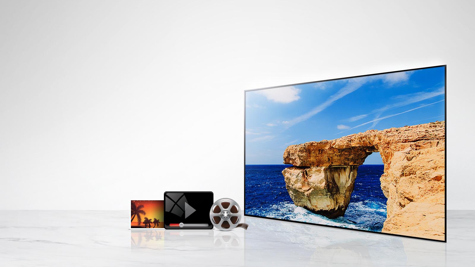 Tivi LG 43LJ510T (Led TV, Full HD, 43 Inch)