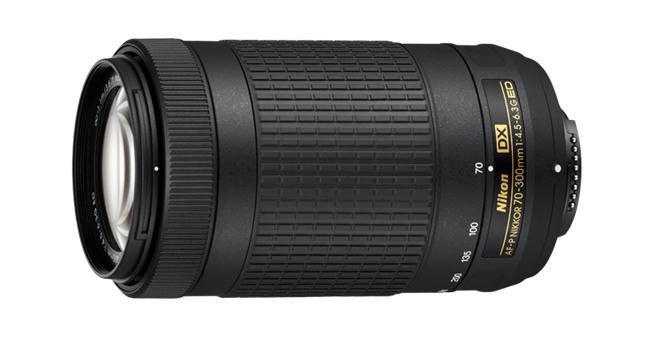 Ống Kính Nikon AF-P DX NIKKOR 70-300 F/4.5-6.3G ED (Hàng nhập khẩu)