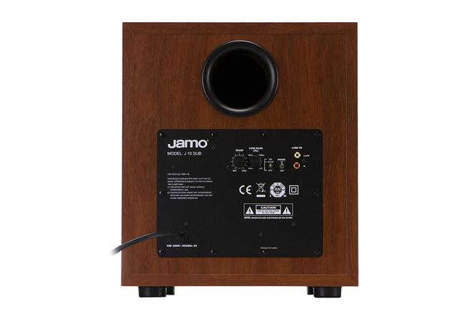 Loa Jamo J 10 SUB DARK APPLE CE