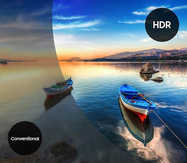 TIVI SAMSUNG 65MU6100 (Internet TV, 4K ULTRA HD,HDR, 65 inch)