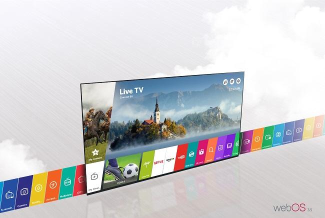 Tivi LG 32LJ571D  ( Smart TV, HD ,32 inch)