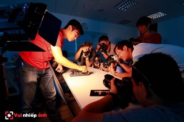 Khoá học nhiếp ảnh Canon EOS