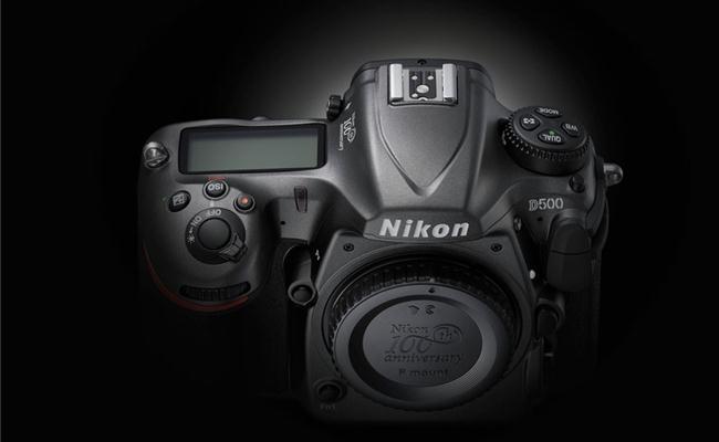 Máy ảnh Nikon D500 body Limited Edition (phiên bản đặt biệt kỷ niệm 100 năm)