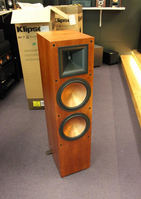Bộ Dàn Âm Thanh Nghe Nhạc 2 Kênh Stereo (SERIES 15) (Loa Klipsch RF7-II + Amply Denon PMA-2500NE)