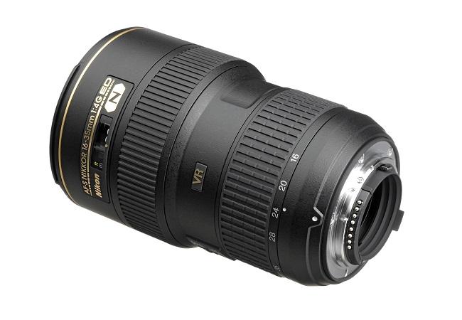 Ống Kính Nikon AF-S Nikkor 16-35mm f4G ED VR (hàng nhập khẩu)