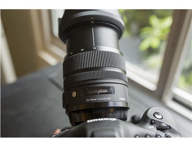 Ống Kính Sigma 24-70mm f/2.8 DG OS HSM Art Lens for Nikon
