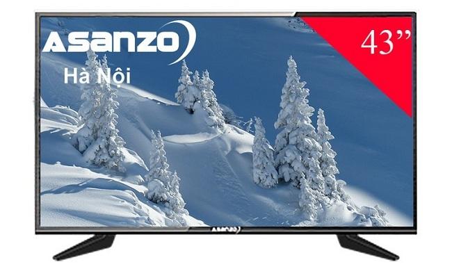 Tivi Asanzo 43AT500 (Full HD, 43 inch)
