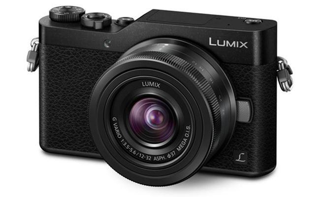 Máy ảnh Panasonic Lumix DMC-GF9 (Đen)