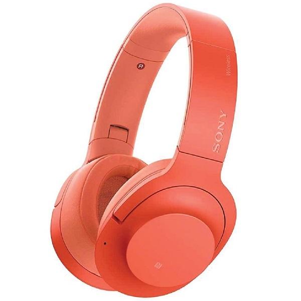 Tai nghe Hi-res Sony WH-H900N (Đỏ)