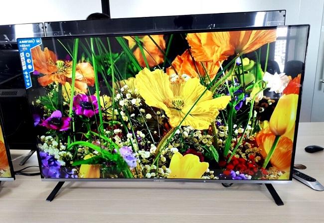 Tivi Asanzo AS55K8 (Smart TV, 4K, 55 inch)