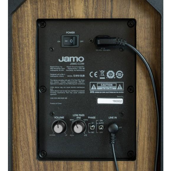 Loa Jamo S 808 SUBSUB