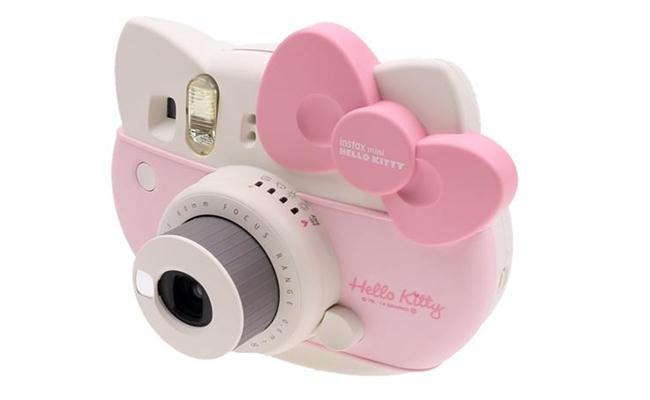 Máy ảnh Fujifilm Instax Mini 8 Hello Kitty (đỏ)